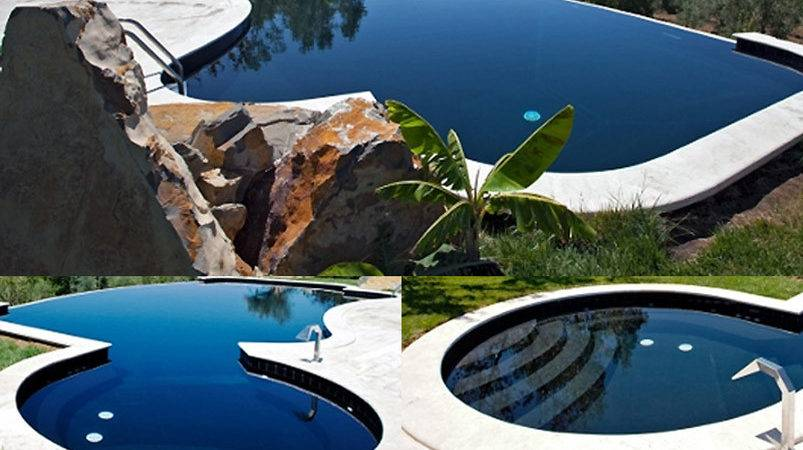 Modern Swimming Pool Design Isaantours