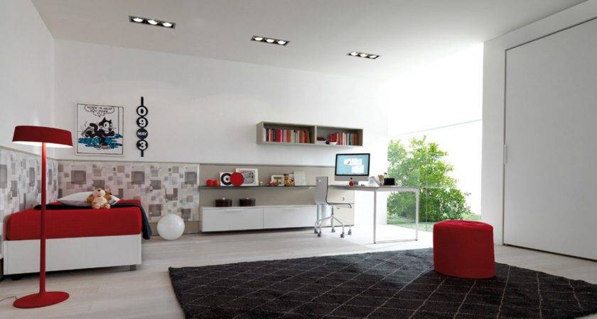 Modern Teen Bedroom Design Decobizz