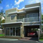 Modern Terrace House Design Homes Floor Plans