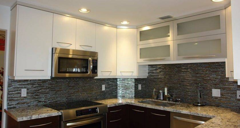 Modern White Kitchen Cabinets Coral Springs Alliance