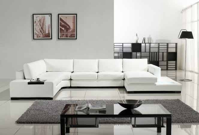 Modern White Sofa Designs Interior Design