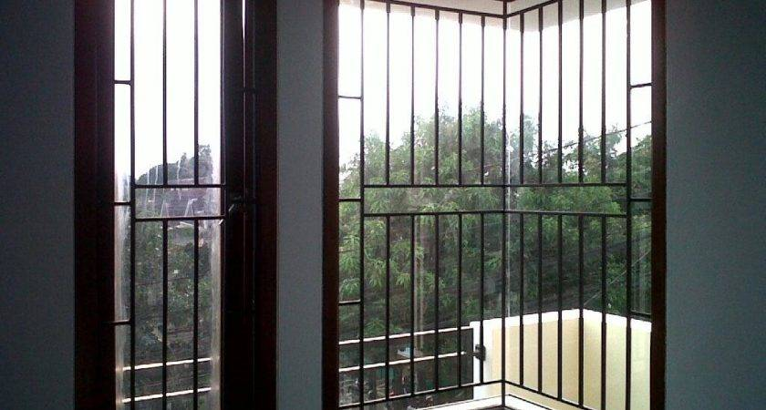 Modern Window Grill Designs Houses