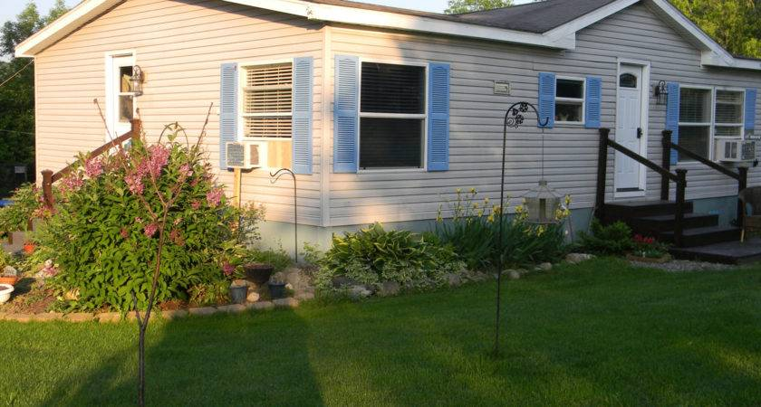 Modular Home Homes Landscaping