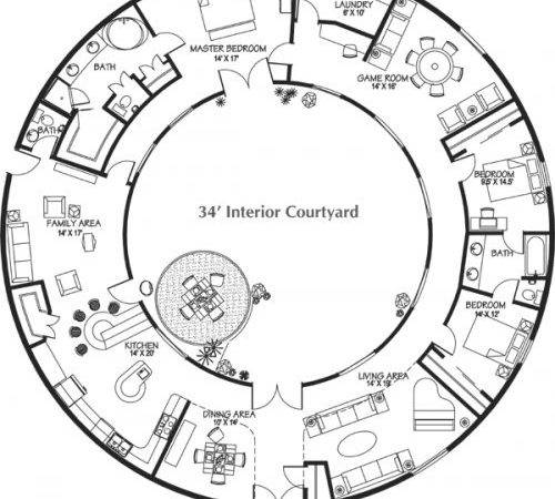 Monolithic Dome Floor Plans Find House