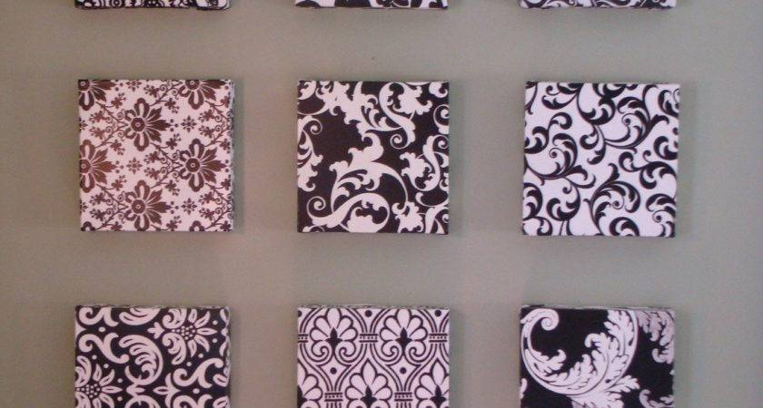 More Cheap Easy Wall Art Sew Classy Designs