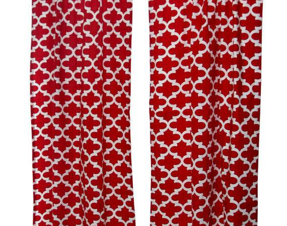 Moroccan Curtains Pair Drapery Panels Premier