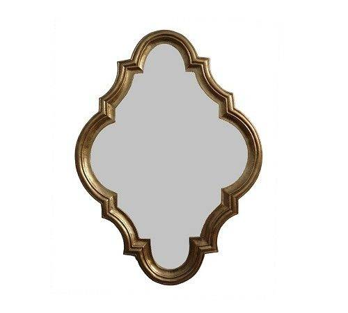 Morrocan Shaped Mirror Moroccan Style Symmetrical Tile