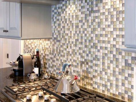 Mosaic Backsplashes Ideas Tips Hgtv