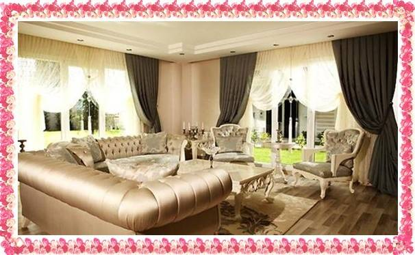 Most Beautiful Furniture Curtain Combinations New