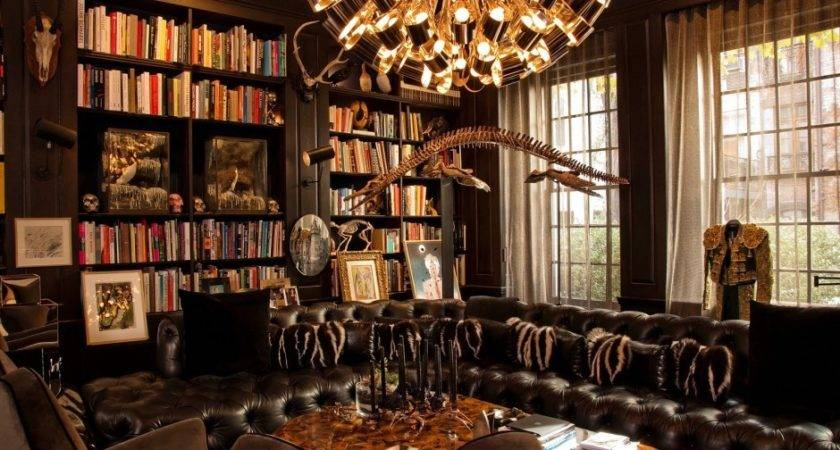 Most Beautiful Home Office Interiors