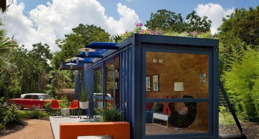 Most Beautiful Houses Made Shipping Containers