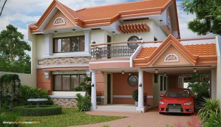 Most Beautiful Modern Storeys House Designs