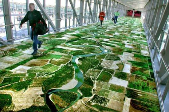 Most Creative Carpet Designs Playful