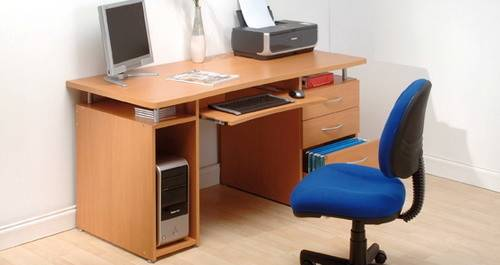 Most Essential Furniture Pieces Home Office