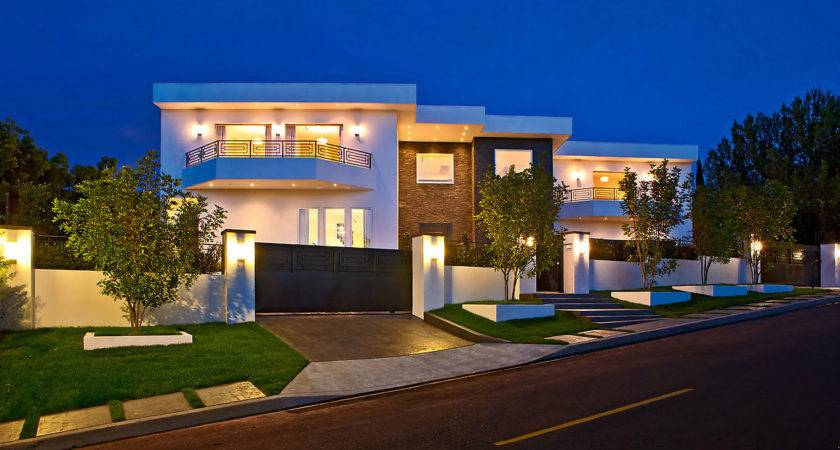 Most Modern Houses White House Design Stunning