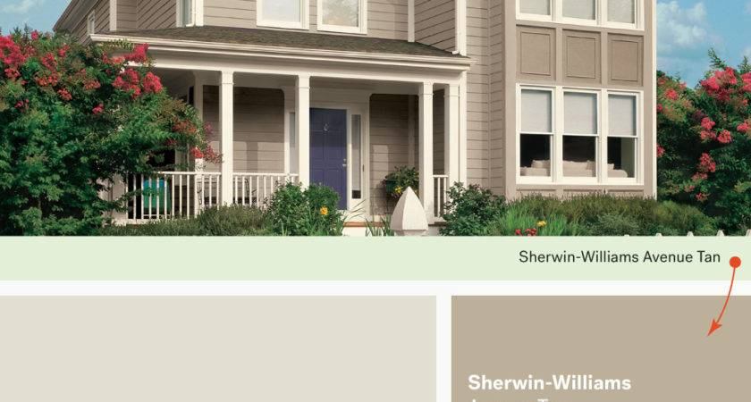 Most Popular Exterior Paint Colors Huffpost