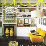 Most Read Interior Design Magazines