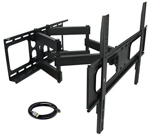 Motion Double Articulating Wall Mount