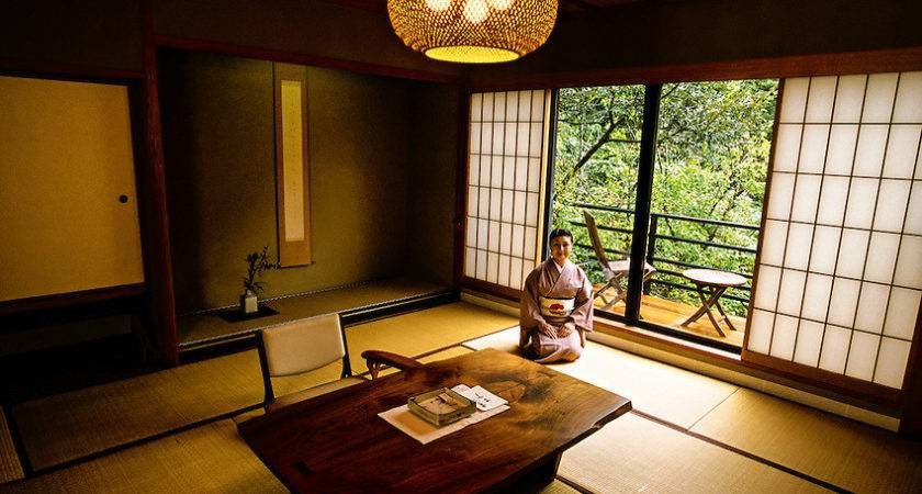 Movie Know Traditional Japanese Inns Ryokan