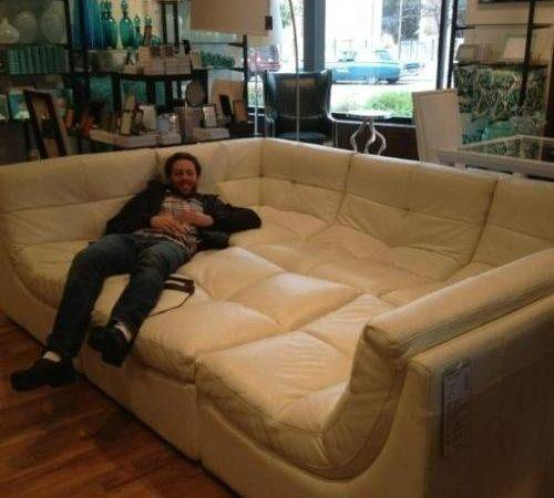 Movie Room Couch Bed Would Amazing