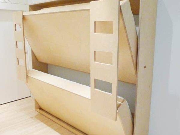 Moving Space Saving Double Bunk Bed Kids Room Kidsomania
