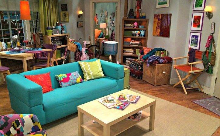 Much Penny Apartment Big Bang Theory