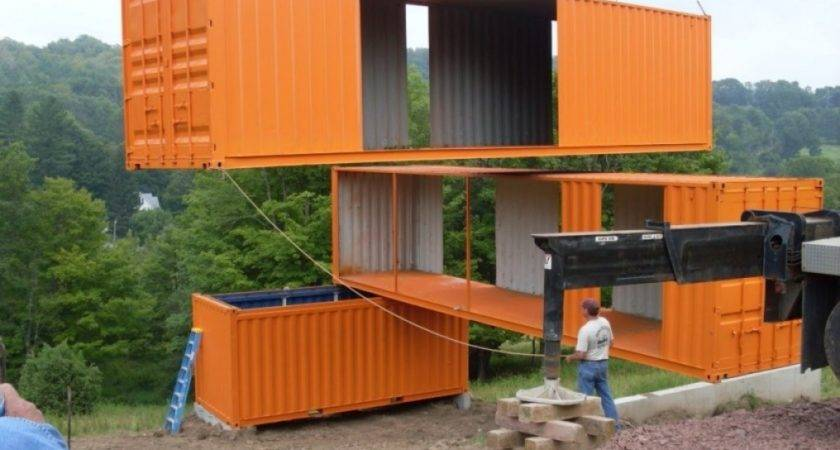 Much Shipping Container House Design