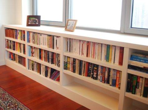 Much Those Gorgeous Built Bookshelves