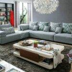 Muebles Sofas Living Room European Style Set