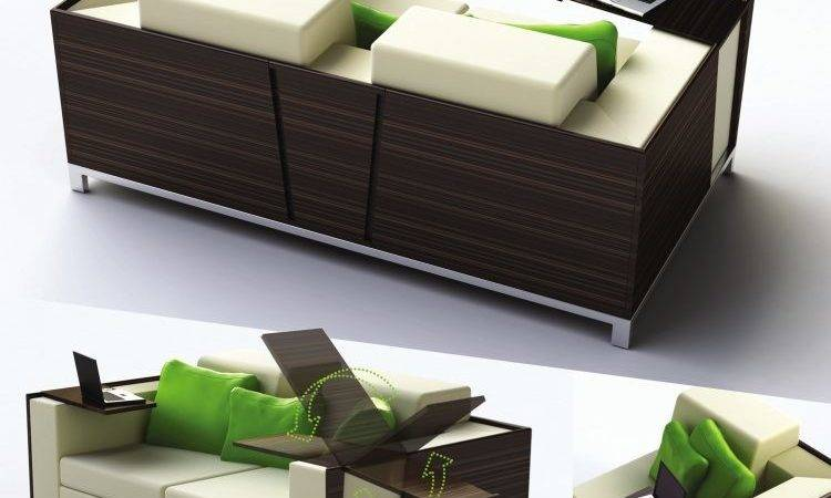 Multifunctional Furniture Small Spaces Homesfeed