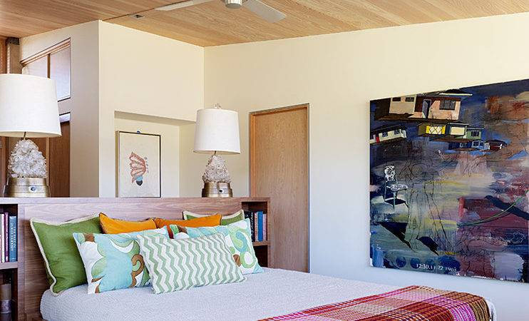 Multipurpose Beds Maximize Space