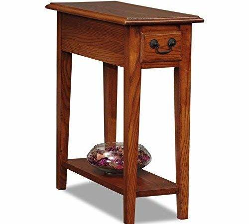 Narrow Bedside Table Amazon
