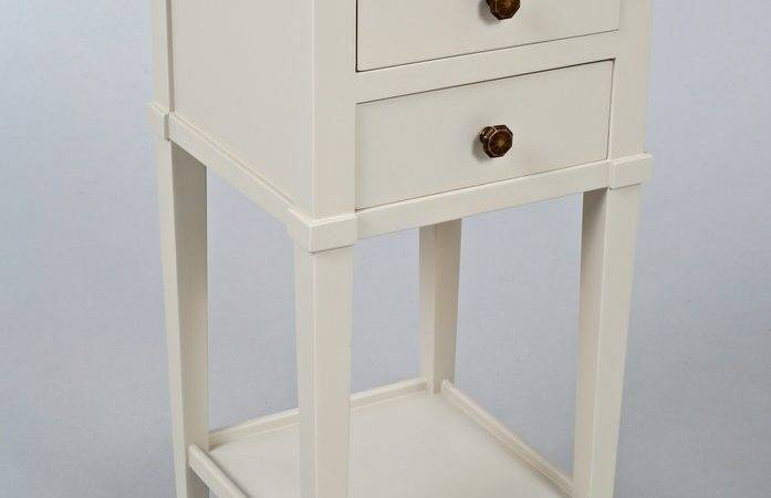 Narrow Bedside Table Drawers