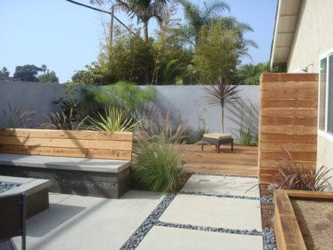 Nathan Smith Landscape Design Modern Patio San Diego