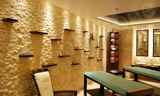 Natural Stone Feature Wall Stacked Veneer