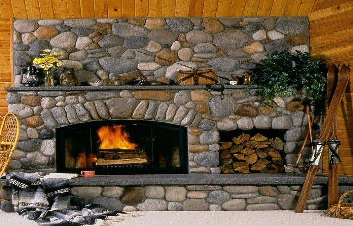 Natural Stone Fireplace Surrounds Classic