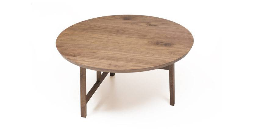 Natural Wood Small Round Coffee Table Tables Ideas