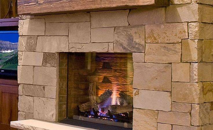 Nature Loving Fireplace Ideas