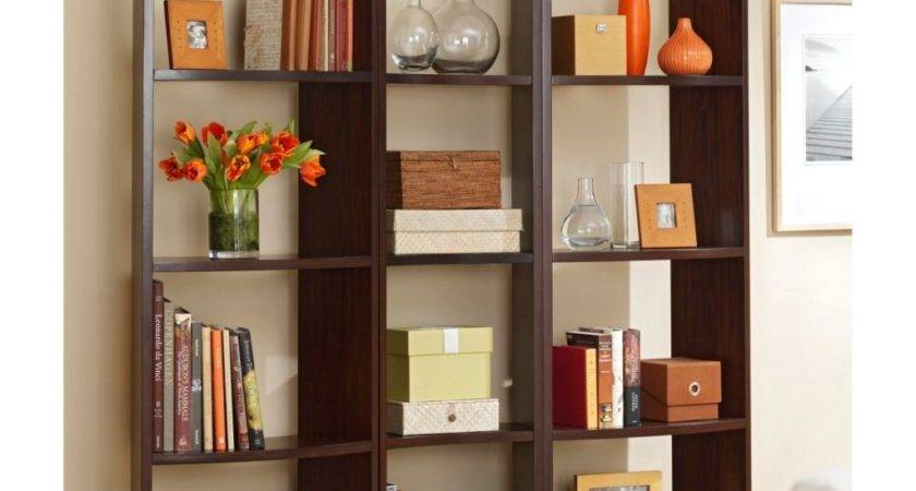 Neat Bookshelf Decorating Ideas Modern Interior