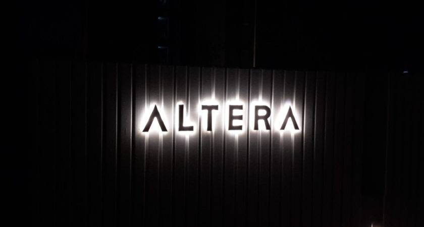 Neon Illuminated Lettering Signs Give Amazing Results