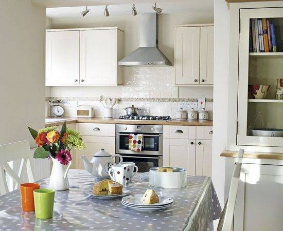 Neutral Kitchen Diner Ideas