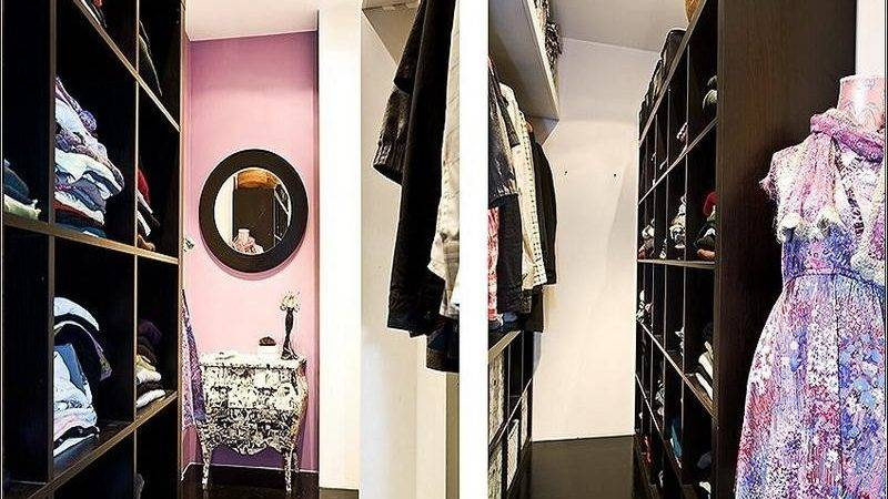 New Black Cute Furniture Designs Come Out Closet