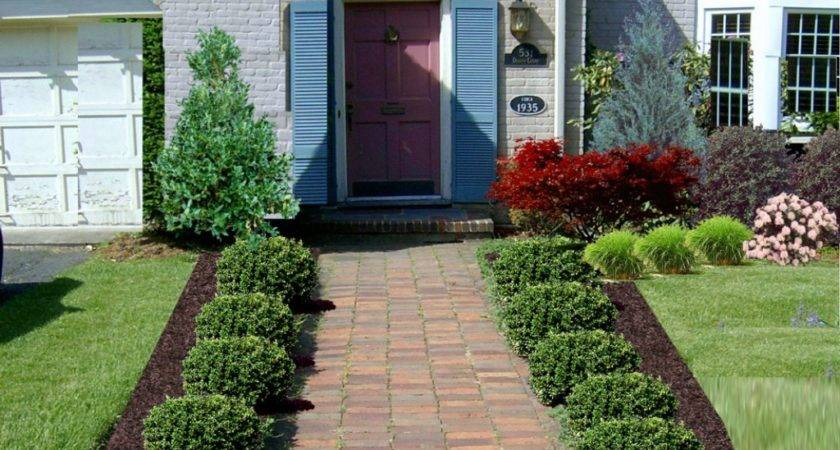 New Front Yard Landscaping Ideas Trees