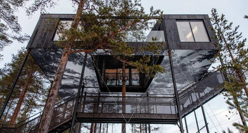 New Heights World Coolest Treehouse Hotels Manual