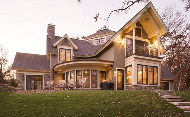 New Home Exteriors Remodeled