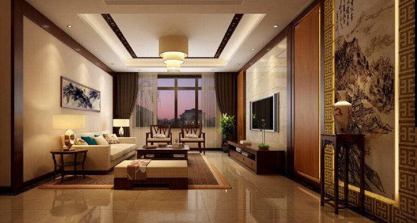 New Home Interior Decoration Chinese Style