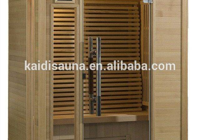 New Model Far Infared Sauna Room Furniture Living