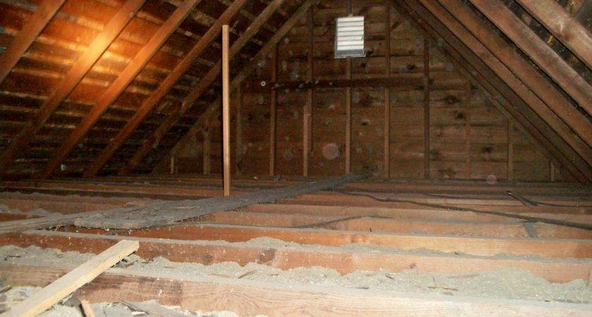 New Old House Attic