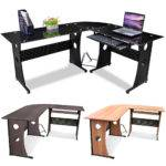 New Shape Designer Computer Table Home Study Office