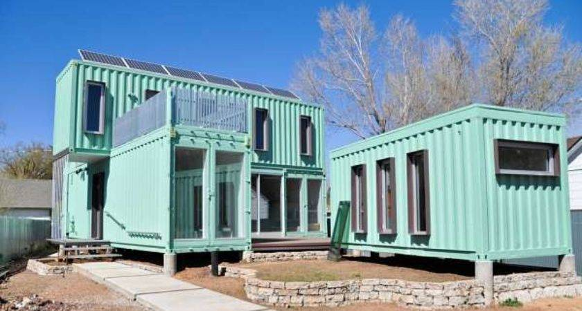 New Underground Shipping Container Home Decorating